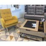 Canap fauteuil Baltic Home Spirit