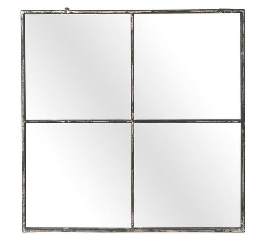 miroir 4 carr s pomax home votre magasin de meuble et d co. Black Bedroom Furniture Sets. Home Design Ideas