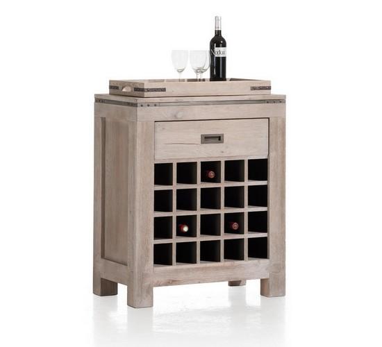 Armoire vin plateau home votre magasin de meuble - Magasin meuble et deco ...