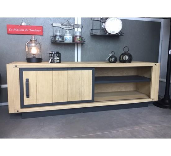 Meuble tv brooklyn home votre magasin de meuble et d co - Magasin meuble et deco ...