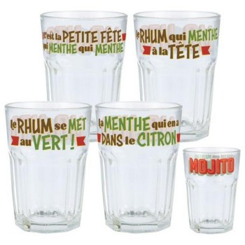 natives verres Mojito
