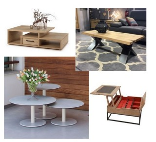 Photo A table (basse)