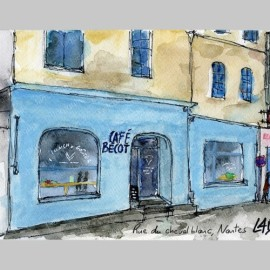 Café Bécot - Nantes