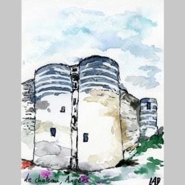 Château - Angers