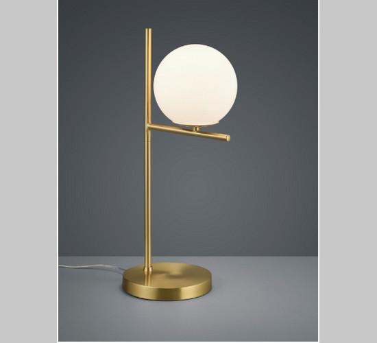 lampe pure doré