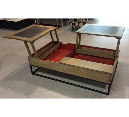 Table basse relevable home votre magasin de meuble et d co for Table basse relevable but