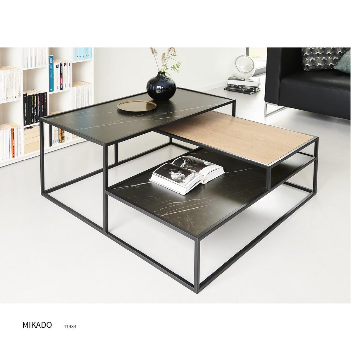 Table basse MIKADO